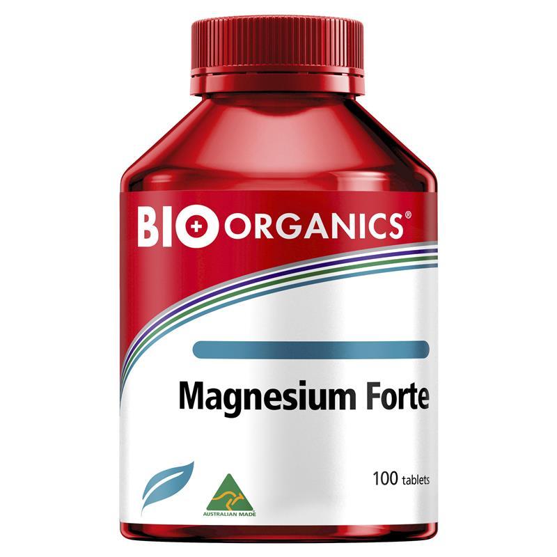 바이오오가닉스 마그네슘 포르테 100..