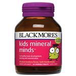 Blackmores Kids Mineral Minds 60 Tablets