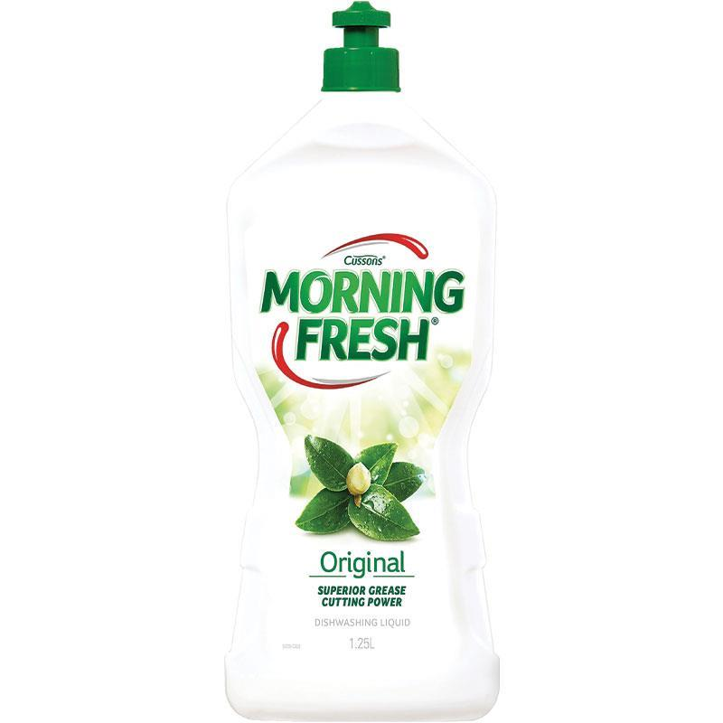 Morning Fresh Dishwashing Liquid 1.25lt Original | Tuggl