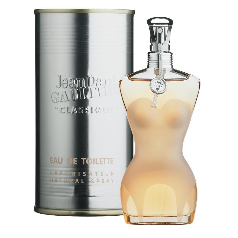 Jean paul gaultier classique femme eau de parfum 100ml
