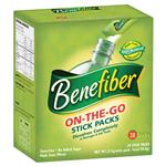 Benefiber Natural Fibre Supplement On-the-Go Stick 28 Pack