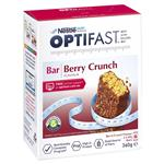 Optifast VLCD Bars Berry Crunch 6 Pack