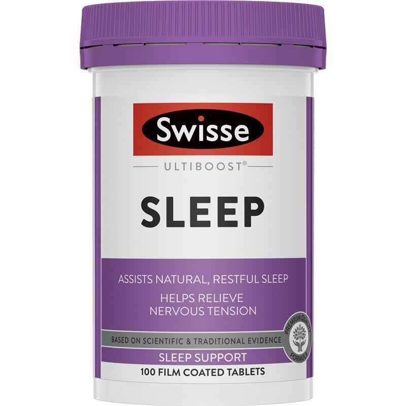 Swisse Ultiboost Sleep 100 Tablets at Chemist Warehouse in Campbellfield, VIC | Tuggl