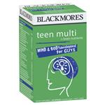 Blackmores Teen Multi + Brain Nutrients for Guys 60 Capsules