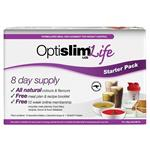 Optislim Life LCD Starter Pack 8 Day Supply 16 x 50g Sachets