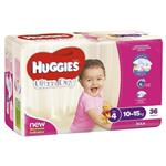 Huggies BP 36 Toddler Girl