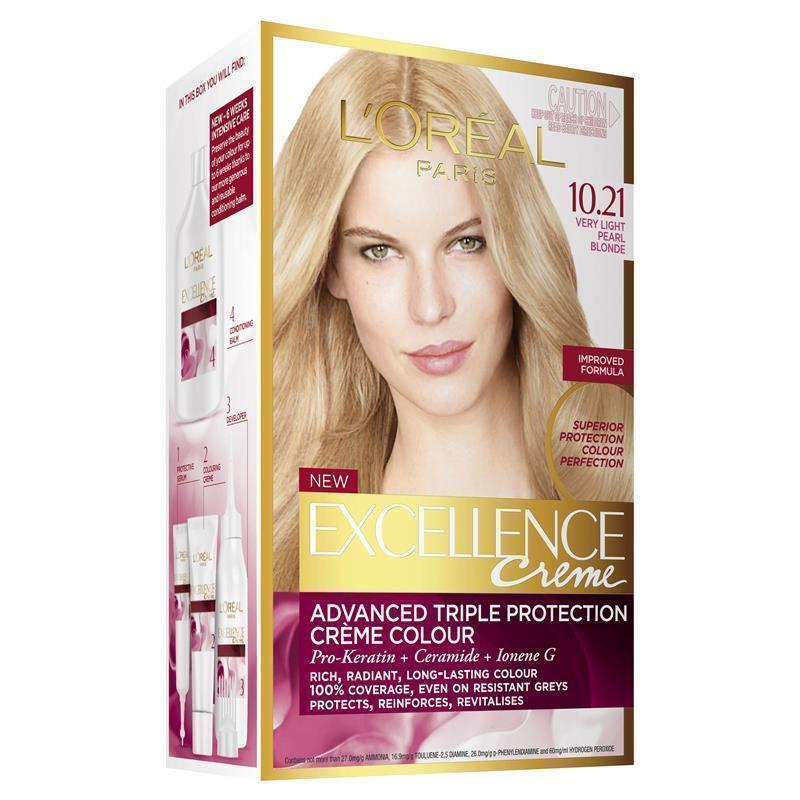 Shop Loreal Excellence Creme Online In Australia Chemist Warehouse