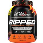 VitalStrength Hydroxy Ripped Workout Protein Powder 2Kg Chocolate