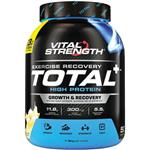 VitalStrength Total Plus Protein Powder 1.5Kg Vanilla