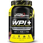 VitalStrength WPI Plus 100 Whey Protein Isolate 1Kg Chocolate