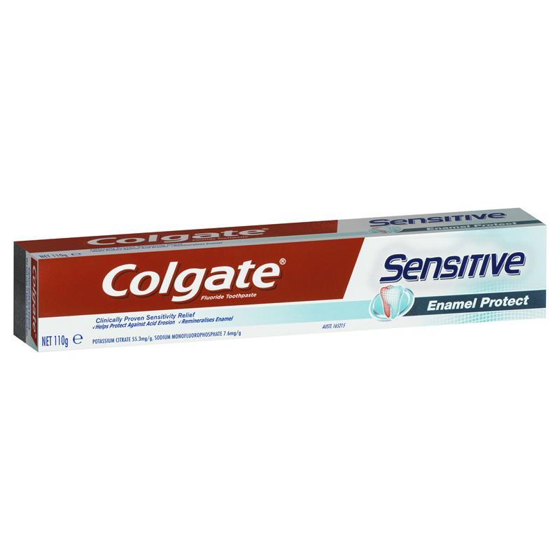 Buy Colgate Sensitive Teeth Pain Enamel Protect Toothpaste