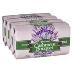 Cashmere Bouquet Soap Lavender 4 x 100g