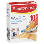 Elastoplast 2607 Fabric Dressing Lengths 6cmx10cm 10 (New Code)