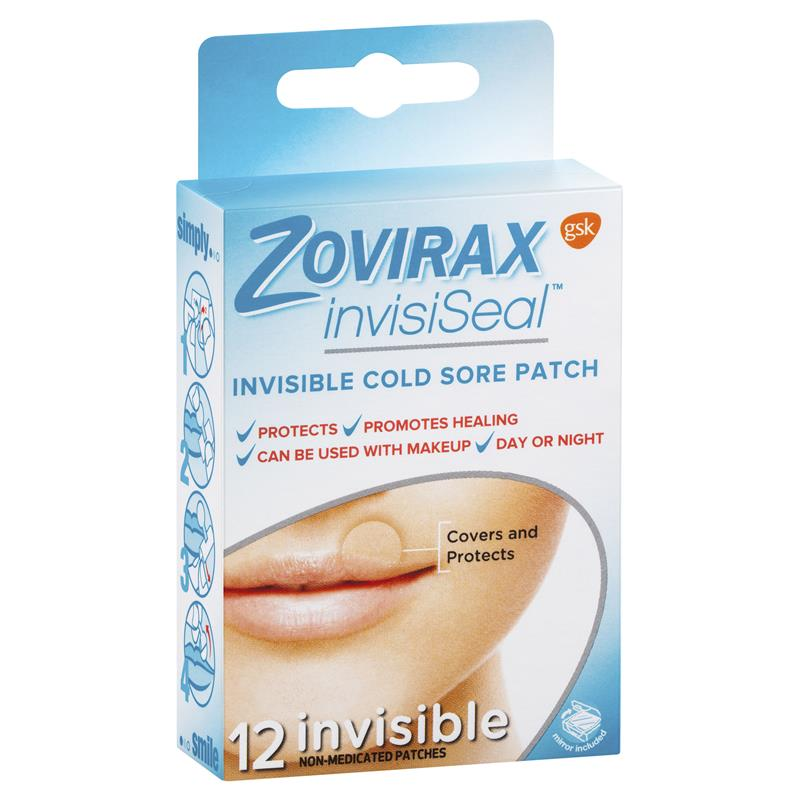 Cold sore patches zovirax coupon