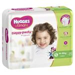 Huggies Nappy Pants 28 Walker Girl