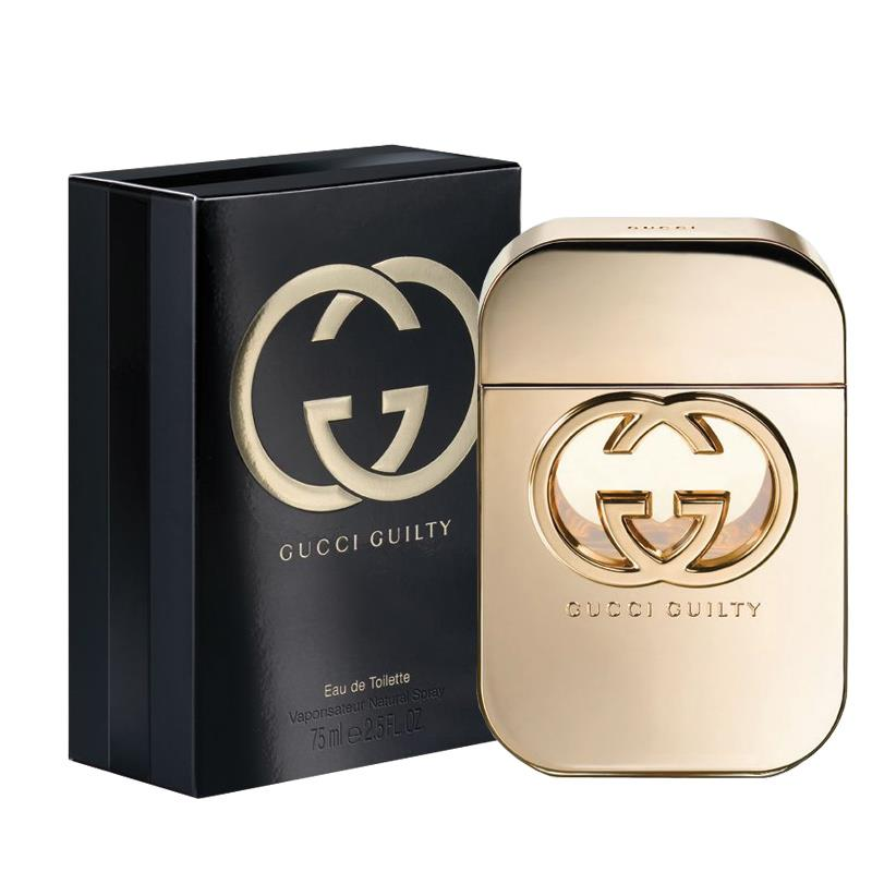 8c3496e75a2 Buy Gucci Guilty for Women Eau de Toilette 75mL Online at Chemist ...