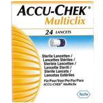 Accu-Chek Multiclix Lancet 24