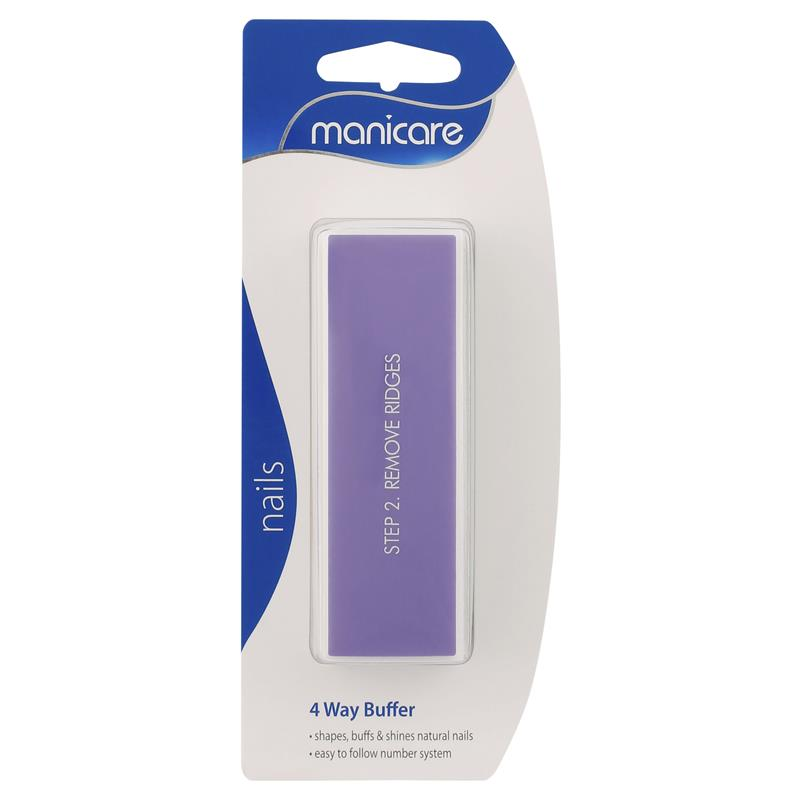Buy Manicare Buffer 4-Way Online at Chemist Warehouse®
