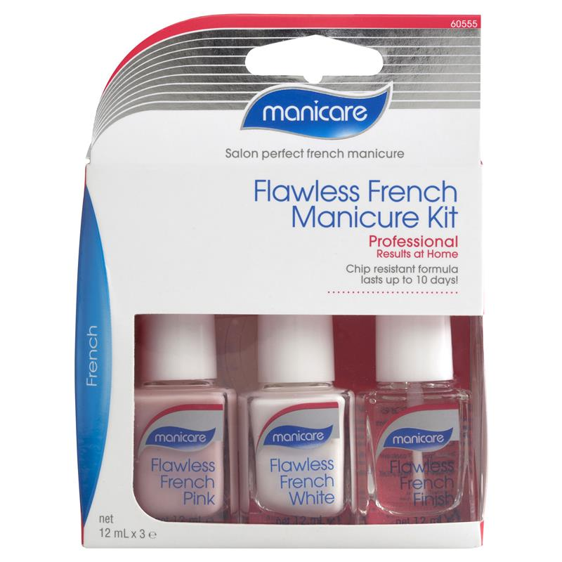 Buy Manicare Pink French Manicure Kit Online at Chemist Warehouse®