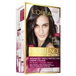 L'Oreal Excellence Creme 2 Black Brown