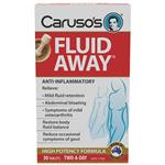 Carusos Natural Health Fluid Away 30 Tablets