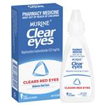 Murine Eye Drops Clear Eyes 15ml