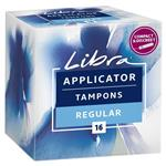 Libra Tampons Regular 16 With Applicator