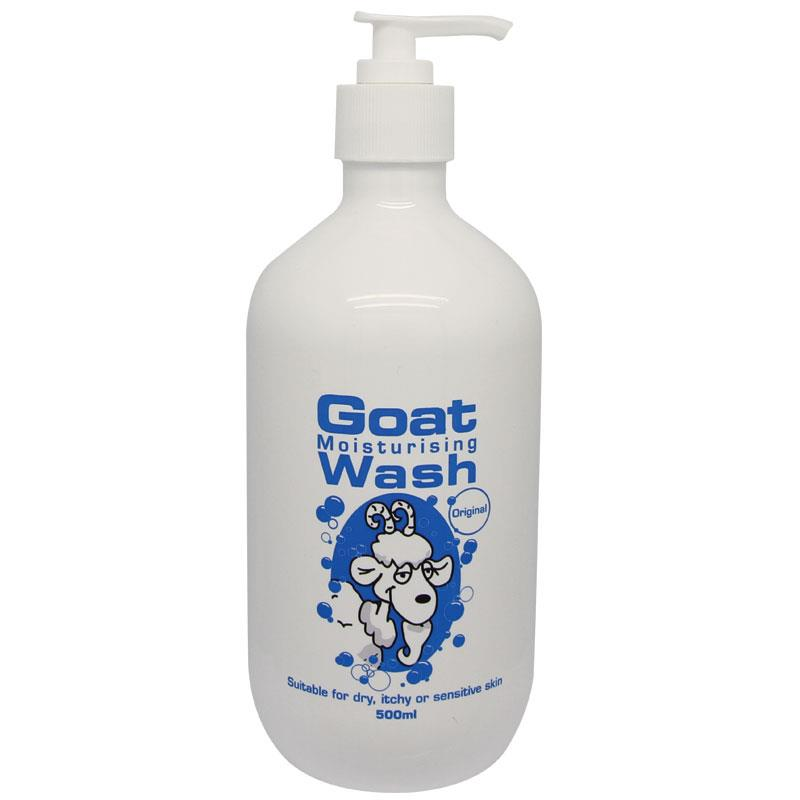 Goat Body Wash Original 500ml at Chemist Warehouse in Campbellfield, VIC | Tuggl