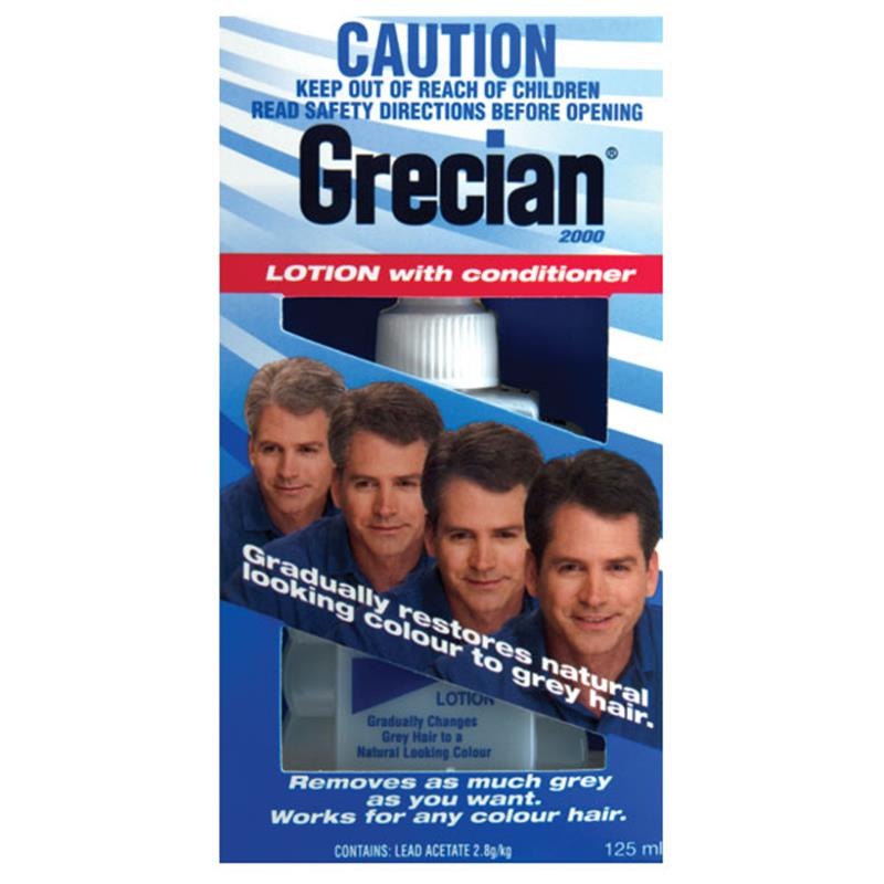 Buy Grecian 2000 Lotion 125ml Online At Chemist Warehouse