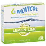 Movicol Powder Sachets 13g Lemon Lime 8