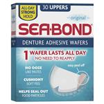 Sea Bond Denture Adhesive Uppers 30