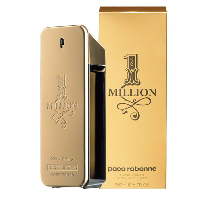 Buy Paco Rabanne One Million 200ml Eau De Toilette Online At Chemist
