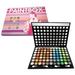 W7 Paintbox 77 Shades Eyeshadows