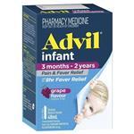 Advil Pain & Fever Infant Drops 40ml