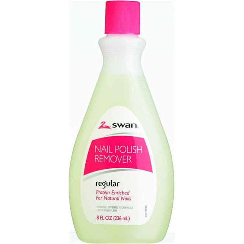 Buy Swan Nail Polish Remover 236ml Online at Chemist Warehouse®