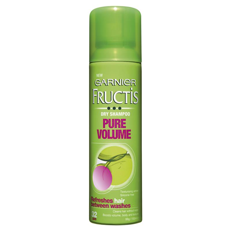 Buy Garnier Fructis Pure Volume Dry Shampoo 150ml Online