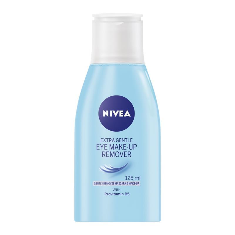 Nivea Visage Extra Gentle Eye Make Up Remover 125ml | Tuggl