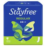 Stayfree Regular Pads No Wings 20 Pack