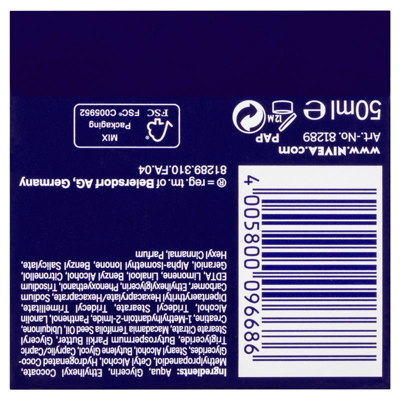 Buy Nivea Visage Anti-Wrinkle Q10 Plus Repair Night Cream