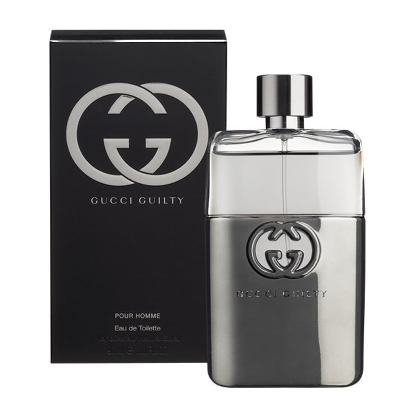 Buy Gucci Guilty For Men Pour Homme 90ml Eau de Toilette online at Chemist  Warehouse