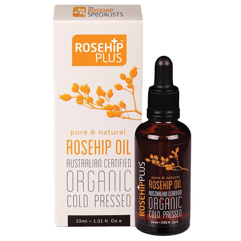Buy RosehipPLUS Rosehip Oil 30ml Online at Chemist Warehouse®