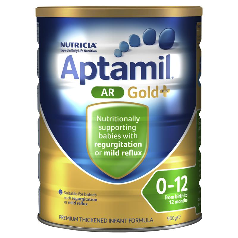 Aptamil AR Thickened Infant Formula From Birth 0-12 Months 900g at Chemist Warehouse in Campbellfield, VIC | Tuggl