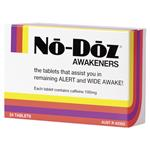 No Doz 24 Tablets