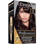 L'Oreal Paris Preference Permanent Hair Colour - 4 Tahiti (Intense, fade-defying colour)
