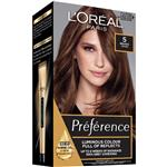 L'Oreal Paris Preference Permanent Hair Colour - 5 Palma (Intense, fade-defying colour)