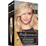 L'Oreal Paris Preference Permanent Hair Colour - 9.1 Viking (Intense, fade-defying colour)