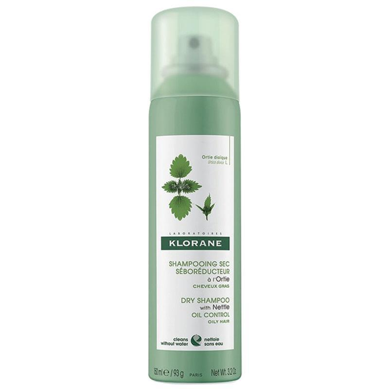 Buy Klorane Oil Control Dry Shampoo with Nettle 150ml