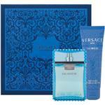 Versace Eau Fraiche Eau de Toilette 100ml 2 Piece Set