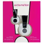 Exclamation 15ml/50ml Eau de Cologne Gift Set