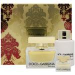 Dolce & Gabbana The One 50ml Eau de Parfum 2 Piece Set